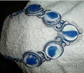 Фотография в Красота и здоровье Бижутерия украшения изготовленны из сутажа и камней в Рязани 2500