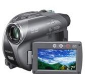 Изображение в Электроника и техника Видеокамеры Sony DCR-DVD205E - цифровая видеокамера• в Москве 7990