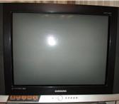 Фотография в Электроника и техника Телевизоры Продаю телевизор,корпус черный,экран плоский,пульт,все в Барнауле 3000