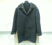 Фотография в Одежда и обувь Мужская одежда Продам дубленку мужскую черного цвета,  разм. в Нижнем Новгороде 2000