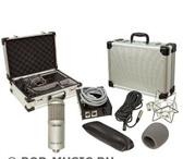 Изображение в Хобби и увлечения Музыка, пение продам высококлассный ламповый микрофон для в Екатеринбурге 14000