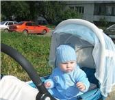 Изображение в Для детей Детские коляски продам коляску   трансформер  GEOBY  Б У в Челябинске 4500