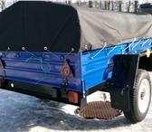 Фото в Авторынок Легковой прицеп Прицеп для легкового автомобиля с дугами в Москве 31500