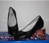 Изображение в Для детей Детская обувь Туфли школьные, на девочку, цвет черный, в Красноярске 350