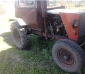 Фотография в Авторынок Трактор продам трактор с прицепом, плугом, косилкой, в Барнауле 150000