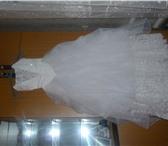 Фотография в Одежда и обувь Свадебные платья Продаю красивое,белое свадебное платье со в Ростове-на-Дону 18000