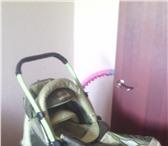 Фото в Для детей Детские коляски Продам коляску в хорошем состоянии. Зимний в Челябинске 2500