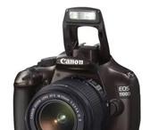 Изображение в Электроника и техника Фотокамеры и фото техника Зеркальный фотоаппарат CANON EOS 1100 D + в Ставрополе 10000