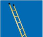 Изображение в Прочее,  разное Разное Диэлектрические лестницы изготавливаются, в Москве 3000