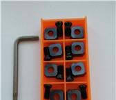 Foto в Строительство и ремонт Отделочные материалы Сменные пластины из твердого сплава для фрез в Москве 3000