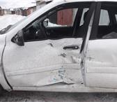 Изображение в Авторынок Аварийные авто Битая лада гранта,белого цвета повреждены в Магнитогорске 180000