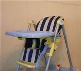 Foto в Для детей Детская мебель продам стул для кормления складной итальянский в Тольятти 1500