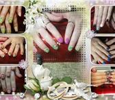 Foto в Красота и здоровье Косметические услуги Предлагаю услуги по наращиванию ногтей.только в Благовещенске 1000