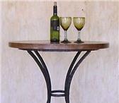 Фото в Мебель и интерьер Мебель для гостиной Кованые столы: журнальные и кухонные любых в Оренбурге 0