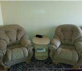 Изображение в Мебель и интерьер Мебель для гостиной Диван + 2 кресла, в отличном состоянии. ТОРГ! в Омске 35000