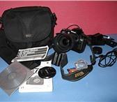 Foto в Электроника и техника Фотокамеры и фото техника Продам цифровую зеркальную фотокамеру Nikon в Мичуринск 12000