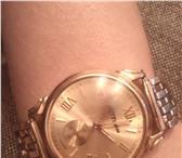 Изображение в Одежда и обувь Часы Продам мужские золотые часы с механизмом в Красноярске 100000