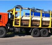 Foto в Авторынок Лесовоз (сортиментовоз) Предоставляем услуги лесовоза с манипулятором.Камаз в Владимире 0