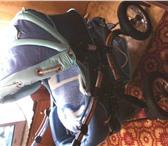 Изображение в Для детей Детские коляски Продаю коляску на все сезоны очень удобная в Сочи 3500