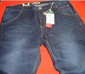 Изображение в Одежда и обувь Мужская одежда Джинсы темно-синего цвета, новые, разм. 42/34 в Орле 1500