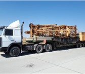 Фотография в Авторынок Транспорт, грузоперевозки Перевозка грузов низкорамной площадкой - в Волгограде 100