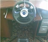Фотография в Компьютеры Комплектующие Продам срочно комплект руль и педали к компьютерным в Пугачев 900
