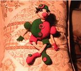 Изображение в Для детей Детские игрушки Клоун после выступления. Изготовлен  прекрасной в Краснодаре 400