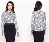 Фото в Одежда и обувь Женская одежда Продам блузу из вискозы с длинным рукавом в Хабаровске 700