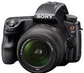 Foto в Электроника и техника Фотокамеры и фото техника Продам срочно Фотоаппарат SONY SLT-a37+сумка, в Калуге 15000
