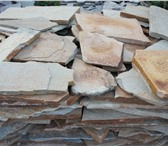 Фото в Строительство и ремонт Отделочные материалы Продам природный камень плитняк лемезит, в Перми 350