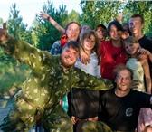 Фотография в Отдых и путешествия Детские лагеря Пусть лето станет незабываемым! Песни у костра, в Омске 2700