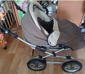 Изображение в Для детей Детские коляски Продам коляску трансформер, имеется два короба в Красноярске 3000