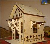 Изображение в Для детей Детские игрушки Предлагаем кукольные деревянные домики для в Ростове-на-Дону 400