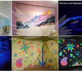 Фотография в Строительство и ремонт Отделочные материалы Флуоресцентная краска Acmelight Fluorescent в Омске 3265