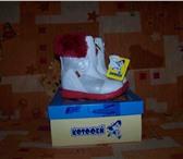 Foto в Одежда и обувь Детская обувь Продам сапожки зимние для девочки  Котофей в Подольске 1000