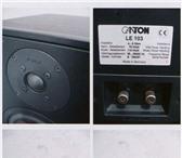 Foto в Электроника и техника Аудиотехника Продам полочную акустическую систему Canton в Мичуринск 6000