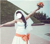 Изображение в Одежда и обувь Свадебные платья продам свадебное платье 10000 руб.,торг уместен! в Чебоксарах 10000