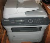 Foto в Компьютеры Факсы, МФУ, копиры Продам МФУ + факс Самсунг SCX-4824FN с документами в Уфе 5500