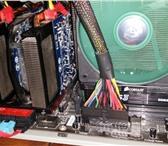 Фотография в Компьютеры Комплектующие Продаю  Процессор Core i7 4770k Куллер Deepcool в Астрахани 39000
