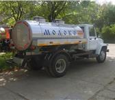 Foto в Авторынок Автоцистерна пищевая Молоковоз (водовоз) на шасси ГАЗ 3309, Материал в Москве 1870000