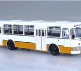 Фотография в Хобби и увлечения Коллекционирование городской автобус 1990 г,цвет:бело-жёлтый, в Липецке 3300