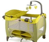 Фотография в Для детей Детская мебель Продам манеж-кровать Электра. В конструкцию в Новосибирске 5500