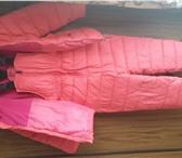 Фото в Для детей Детская одежда Детский зимний комбинезон,цвет-коралл,в идеальном в Туле 3000