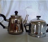 Фото в Хобби и увлечения Коллекционирование продам чайничек и сахарницу клеймо Глухарь в Тамбове 1500