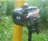 Фотография в Хобби и увлечения Рыбалка Продам лодочный мотор MERCURY - 3.3 M , Б\У в Нижнем Тагиле 25000