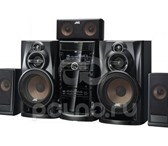 Изображение в Электроника и техника Аудиотехника Уникальное предложение!5 дисков,  USB вход, в Челябинске 9000