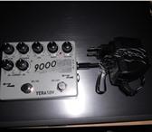Фотография в Хобби и увлечения Музыка, пение Продаю гитарную педаль Yerasov 9000 Volt в Пензе 1700