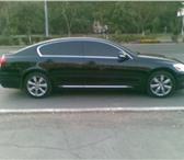 Foto в Авторынок Аренда и прокат авто Сдам в аренду  Lexus GS 300   черный  новый в Оренбурге 0