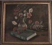 Фото в Хобби и увлечения Коллекционирование продам картину натюрморт год 1950-1960. картина в Красноярске 300000