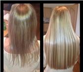 Изображение в Красота и здоровье Косметические услуги Наращивание волос (все технологии). Сетрификат в Рязани 500